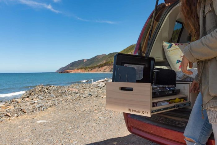 RoadLoft au Cape-Breton, N.-É.