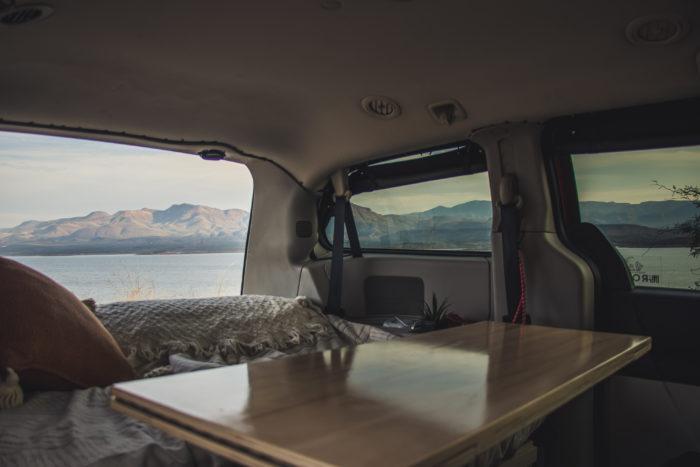 vivre la vanlife avec Roadloft