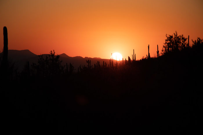 coucher de soleil en arizona, RoadLoft